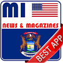 Michigan Newspapers : Official icon