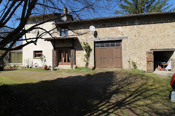 maison à Saint-Jouvent (87)