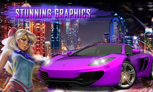 GCR 2 (Girls Car Racing) 1.3 Screenshots 5
