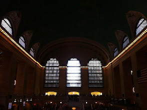 Photo: Grand Central and Apple Store