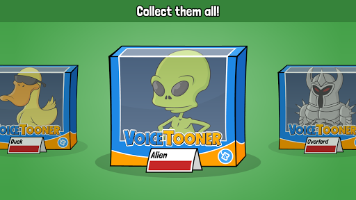 VoiceTooner - Voice changer with cartoons screenshot 5