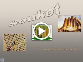Video: Soukot