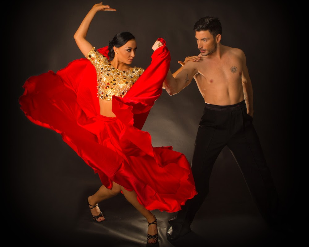BBC Strictly star reveals dancers for Newtown show