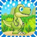 Dinosaur Adventure | The Best Dino Adventure Game icon