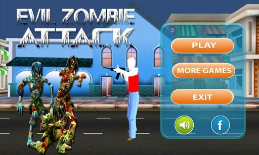 Evil Zombie Attack