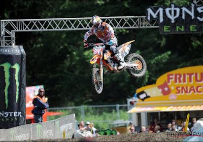 Il y aura un grand absent au coup d'envoi du Championnat du Monde de motocross