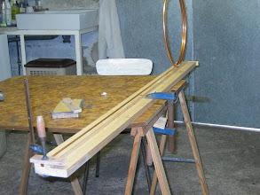Photo: Une méthode de dérouler le tube recuit en couronne