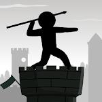 Javelin Fighting Icon