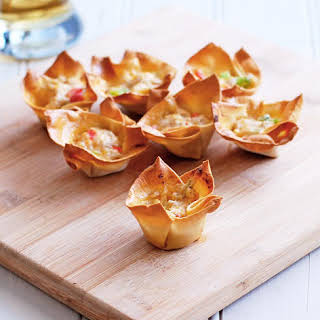 Wonton Wrappers.