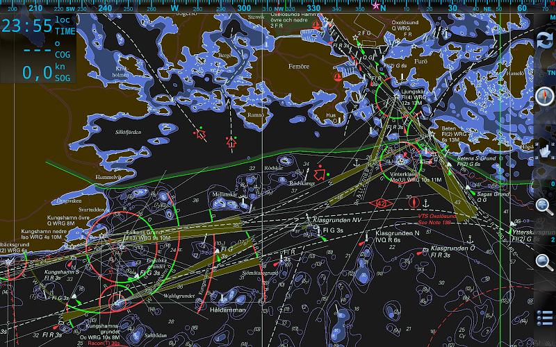 Marine Navigator Screenshot 11