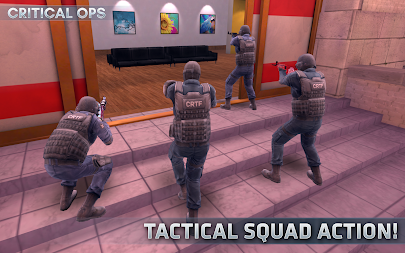 Critical Ops APK screenshot thumbnail 23