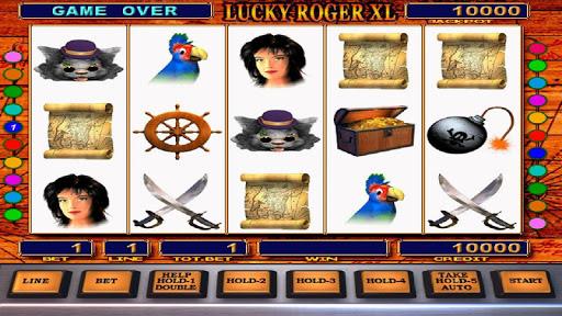 Lucky Roger XL slot