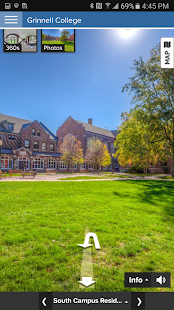 Grinnell College- screenshot thumbnail