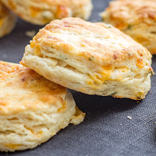 Rosemary Cheddar Buttermilk Biscuits.