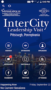 InterCity Leadership Visit - náhled