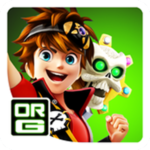 2- Zak Storm Super Pirate
