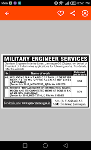 Job Ads from Newspapers screenshot