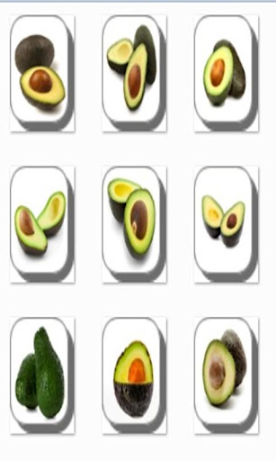New Avocado Fruits Onet Game
