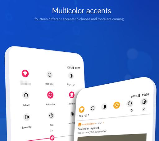 Flux White - Substratum Theme screenshot 6