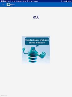 RCG (Formulaire) - náhled