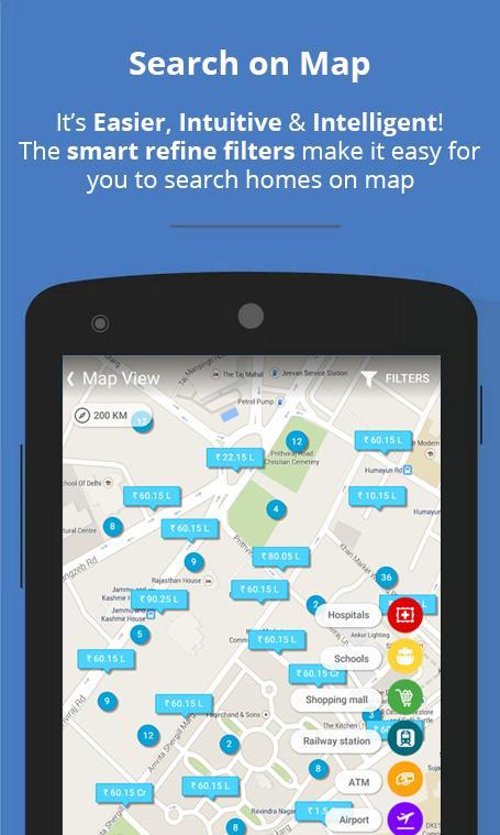 MagicBricks Property Search- screenshot