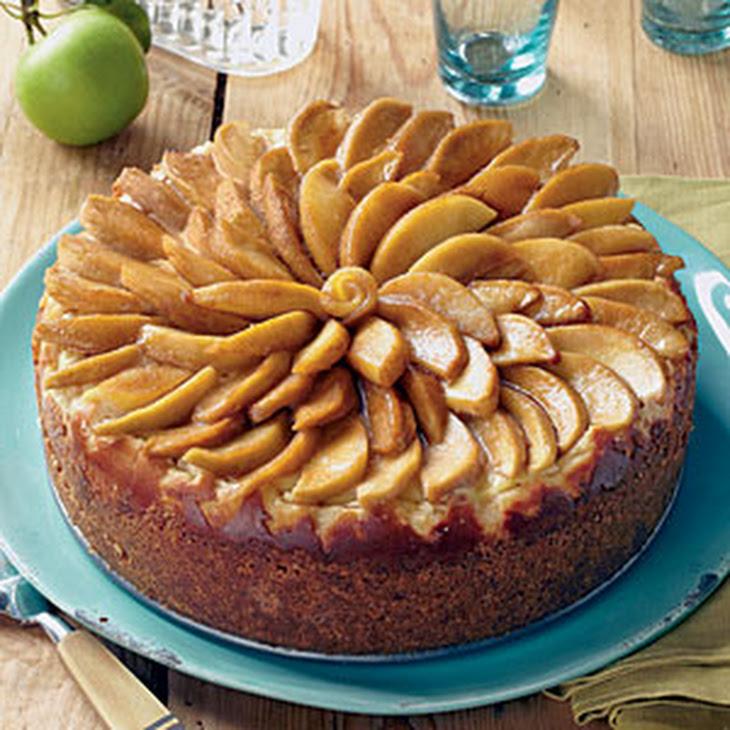 Caramel-Apple Cheesecake Recipe
