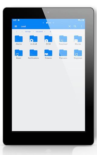 RS File Manager : File Explorer EX 1.6.3 Screenshots 12