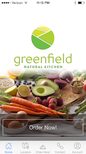 Greenfield Natural Kitchen- screenshot thumbnail