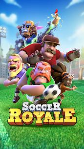 Soccer Royale Apk Mod (Dinheiro Infinito) 6