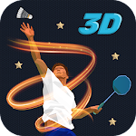 3D Pro Badminton Challenge Icon