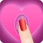 prank fingerprint love test