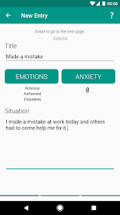 FearTools - Anxiety Aid- screenshot thumbnail