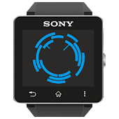 Future Watch face for SW2 Q13