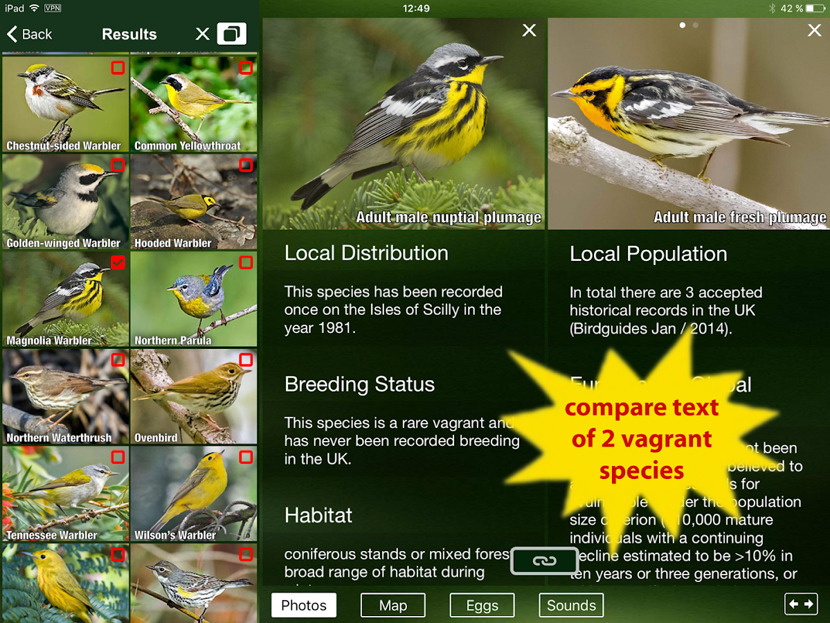 all birds uk a sunbird guide android apps on google play