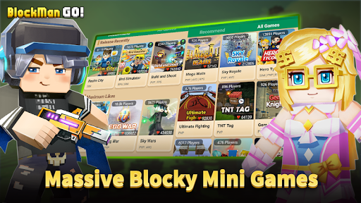 Blockman Go: Blocky Mods 1.11.36 screenshots 2