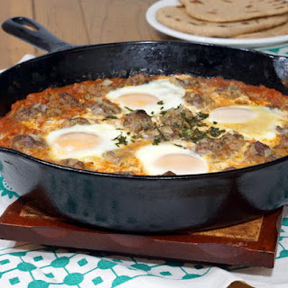 Kefta Mkaouara (Moroccan Meatball Tagine) Recipe