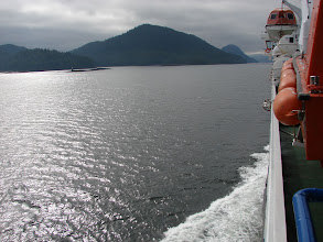 Photo: Heading south from Prince Rupert.