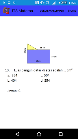 All About Uts Matematika Kelas 6 For Android Videos Screenshots Reviews And Similar Apps