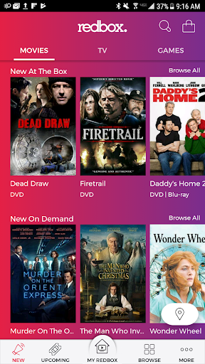 Redbox 6.40.0.1 screenshots 1