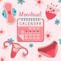 Ovulation Calculator and Menstrual Period  Tracker icon