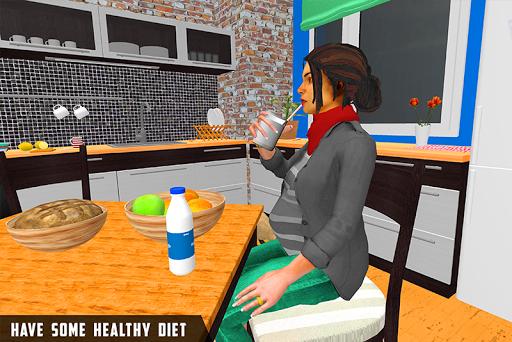 Virtual Pregnant Mom: Mother Simulator Family Life  screenshots 2