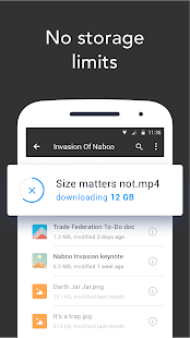 Resilio Sync Screenshot