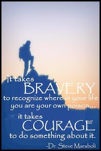 Bravery Quotes for Kids - náhled
