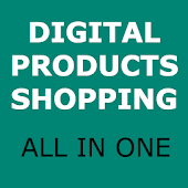 Digital Products Shopping - All In One