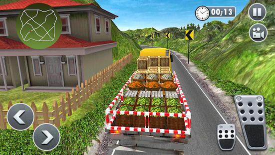 Extreme-Drive-Hill-Farm-Truck 7