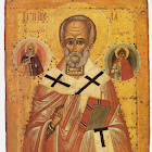Икона Николая Чудотворца icon