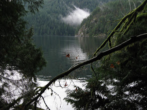 Photo: From Bundzen lake trail - east