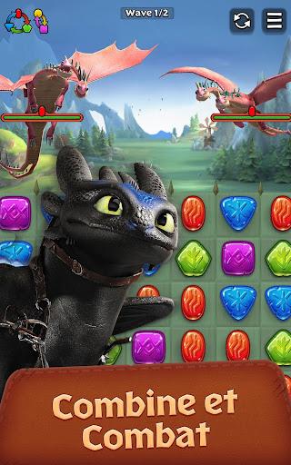 Dragons: Titan Uprising captures d'u00e9cran 1