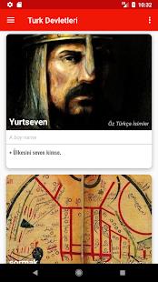 Türk Devletleri- ϜϓſϞ - náhled