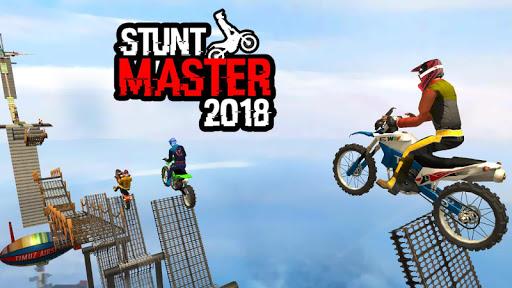 Bike Stunt Master  captures d'u00e9cran 14